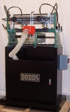 SE-1A SINGLE SPINDLE SINGLE END DOVETAILER