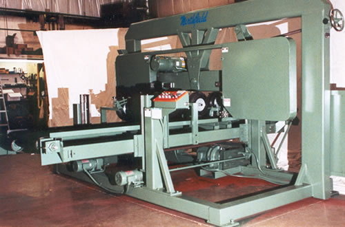 "Northfield Horizontal 36"" Band Saw with Tilting Blade"
