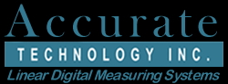 Accurate Technologies Inc. Linear Digital Measuring Systems