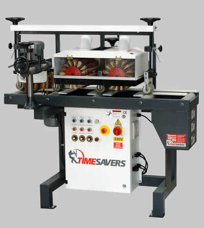 Timesavers MS300-4 Moulding/Profile Sander