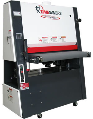"TimeSavers 43"" Wide SpeedSander"
