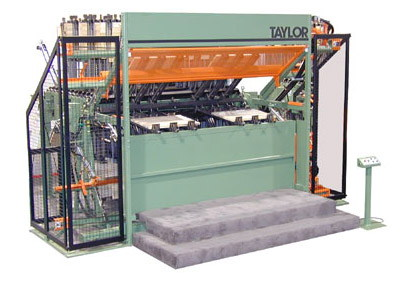 Taylor Dual Automated Clamp Carrier